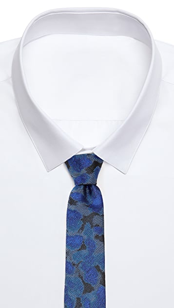 Brooklyn Tailors Watercolor Jacquard Necktie