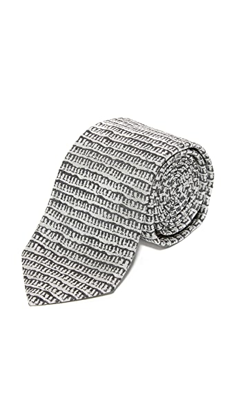 Brooklyn Tailors Horizon Line Necktie