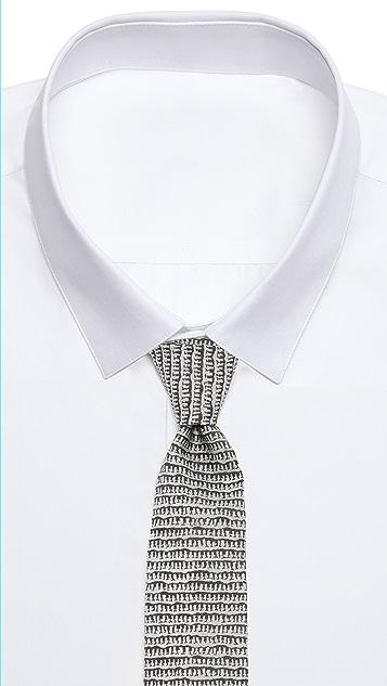 Brooklyn Tailors Horizon Line Necktie