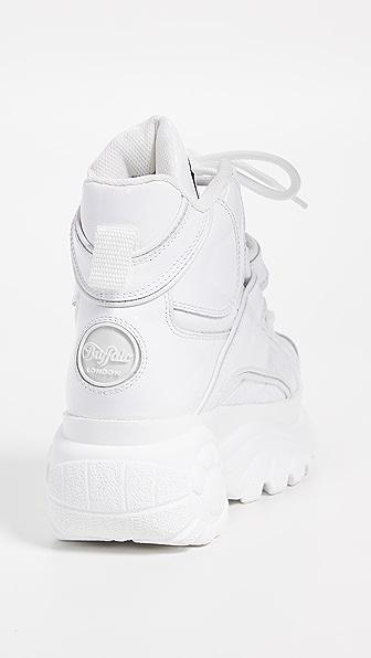 quality design ea0c7 ef55a Buffalo London Classic Kicks High Top Sneakers   SHOPBOP