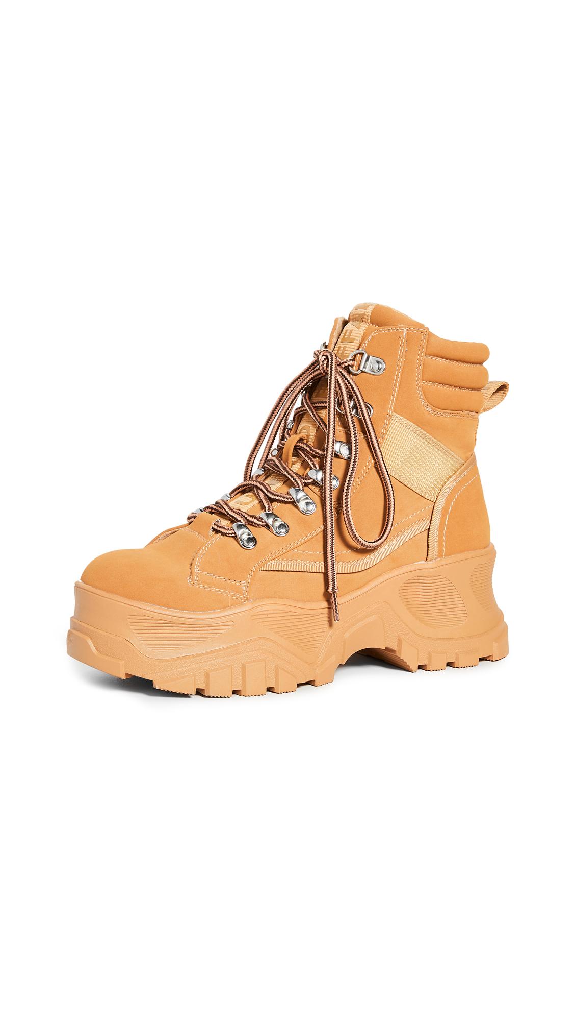 Buy Buffalo London online - photo of Buffalo London Fendo Lace Up Boots
