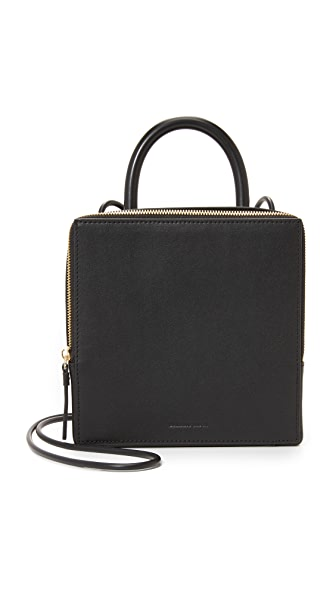 Building Block Box Bag - Black