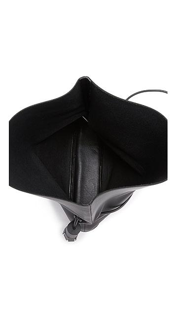 Building Block Fold Messenger Bag
