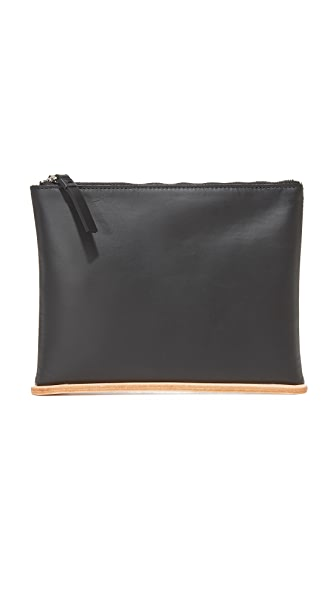 Building Block Medium Pouch - Black