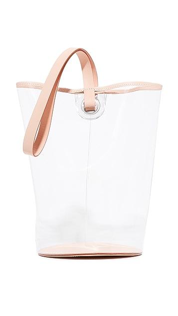 Building Block Basket Bucket Bag