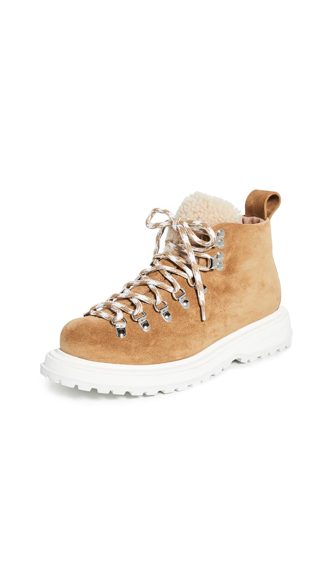 Buy Buttero Zeno Shearling Boots online, shop Buttero