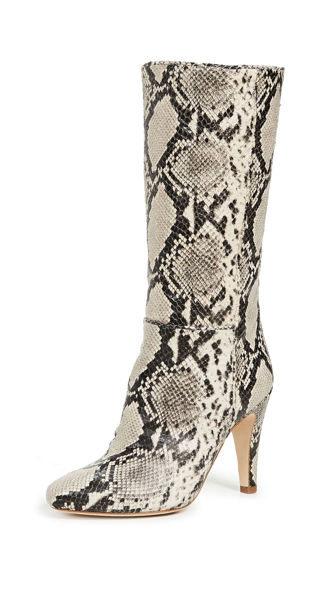 Brother Vellies Palms Boots - Python
