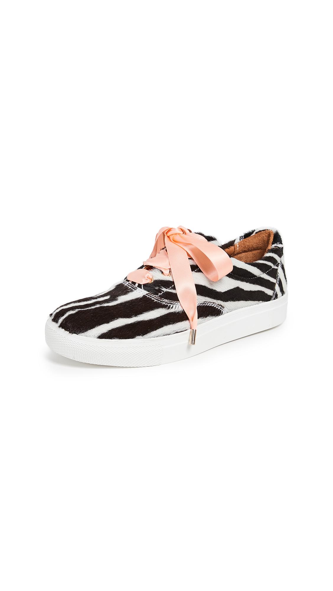Brother Vellies Moonrise Sneakers - Zebra