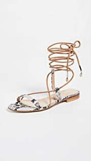 Brother Vellies Selma Sandals