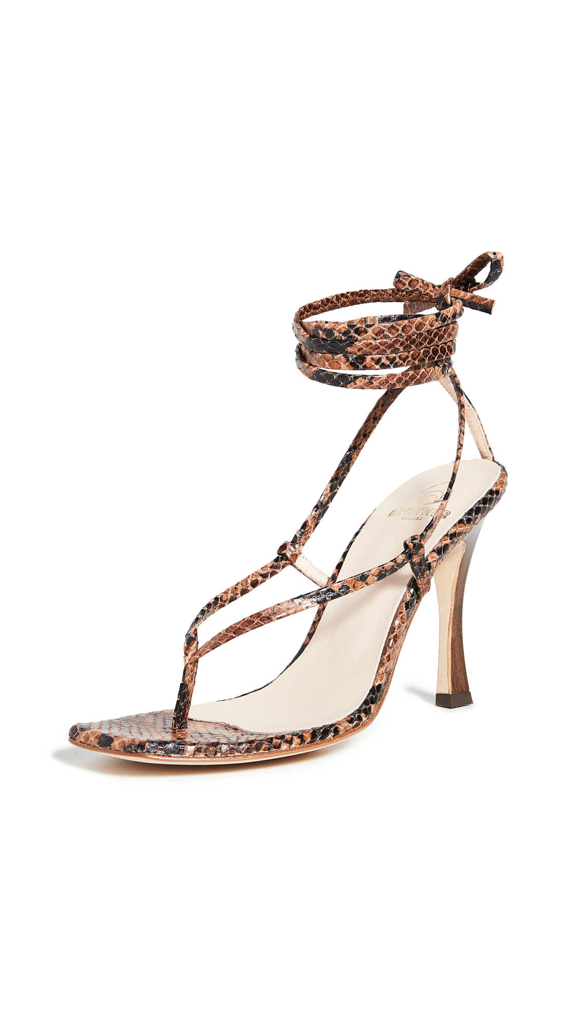 Buy Brother Vellies online - photo of Brother Vellies Paloma Sandals