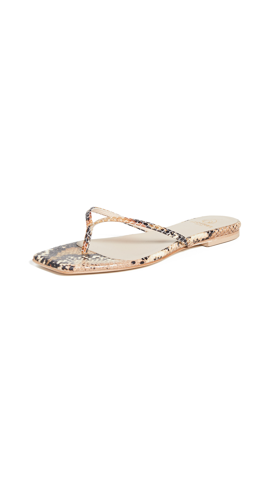 Brother Vellies Thong Sandals – 30% Off Sale