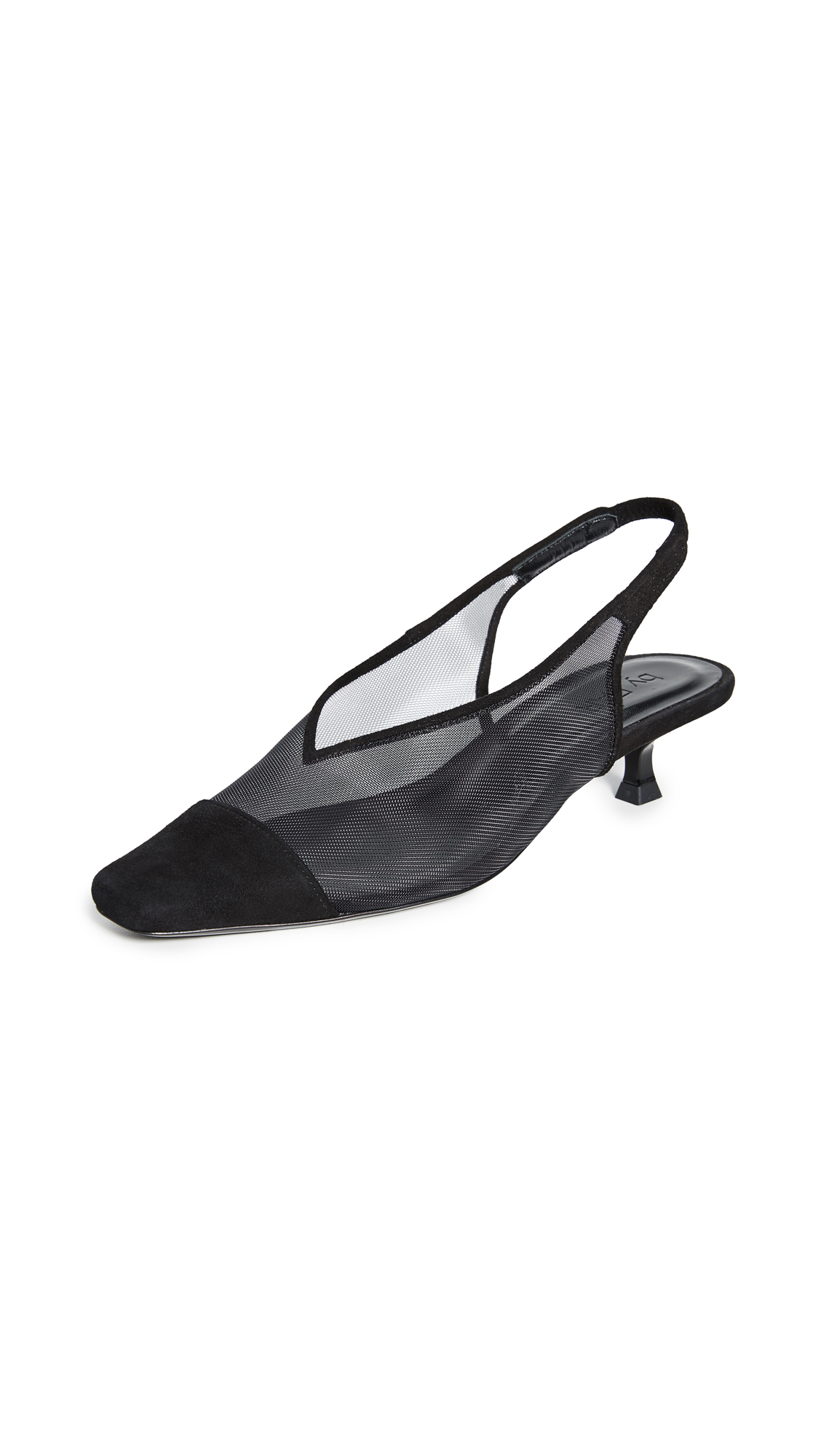 Buy BY FAR online - photo of BY FAR Kendall Slingback