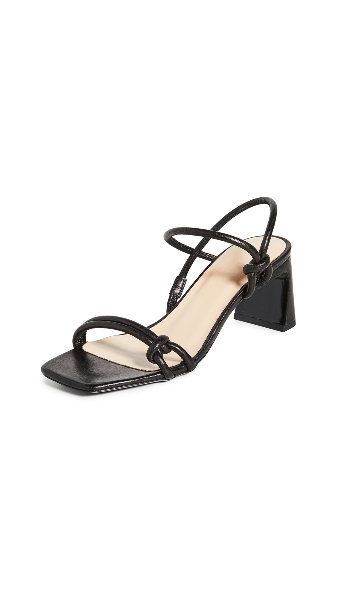 Buy BY FAR Charlie Sandals online, shop BY FAR