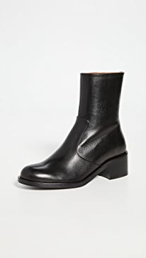 Lara Booties by BY FAR, available on shopbop.com for 616 Kaia Gerber Shoes SIMILAR PRODUCT
