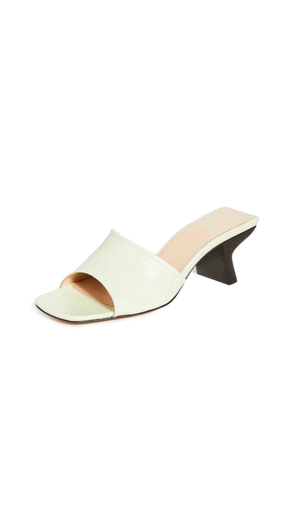 Buy BY FAR online - photo of BY FAR Lily Mule Sandals