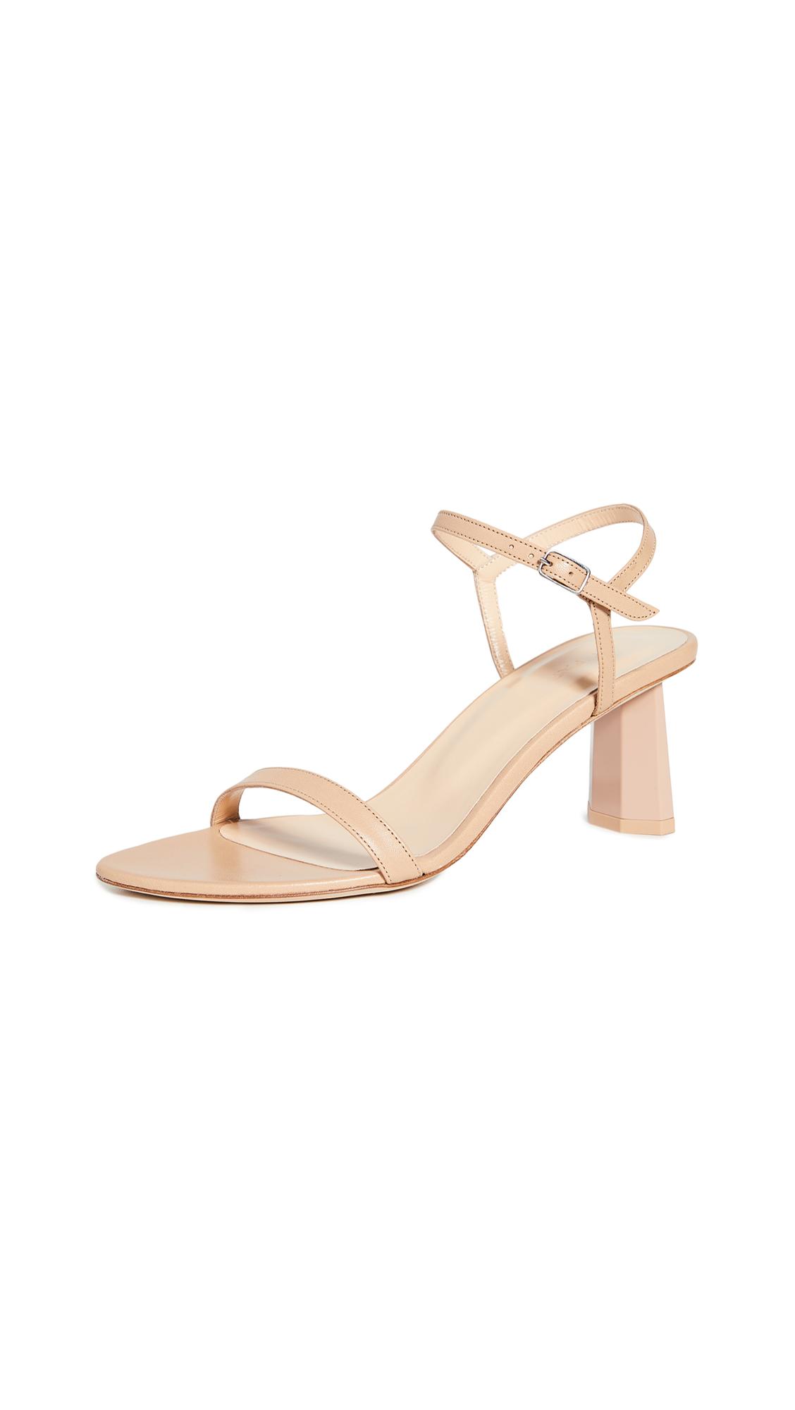 BY FAR Magnolia Sandals - 30% Off Sale