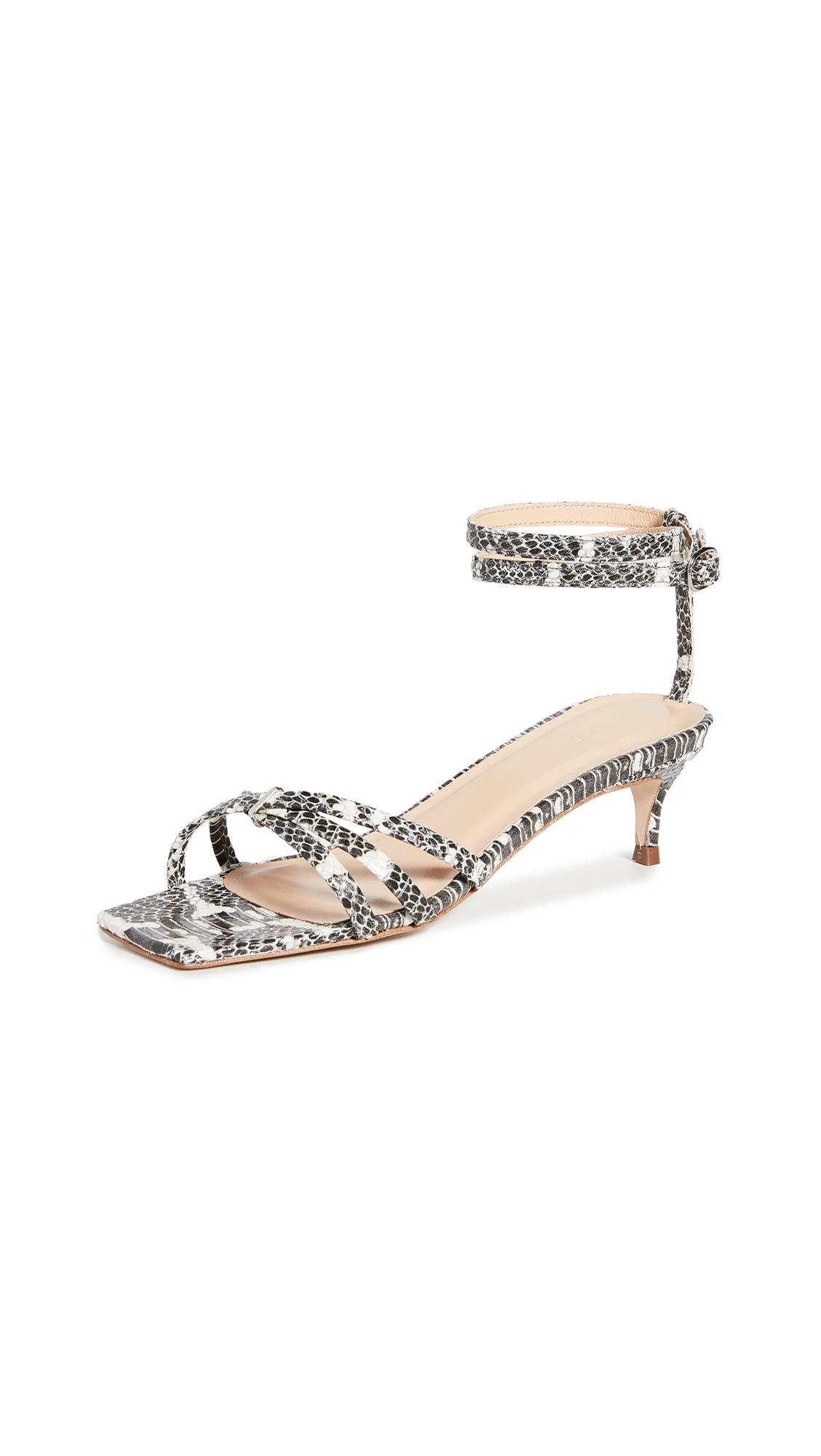 Buy BY FAR Kaia Sandals online, shop BY FAR
