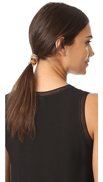 By Lilla Sangria Hair Tie Set