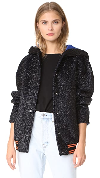 By Malene Birger Pollami Coat - Midnight Heaven