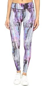 Luxe Print Essential Long Legging                Beyond Yoga