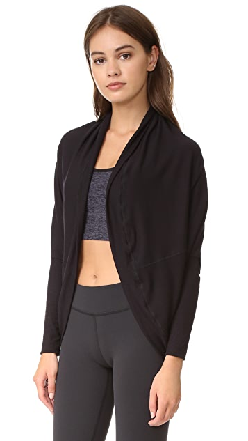 Beyond Yoga Cozy Fleece Convertible Cardigan