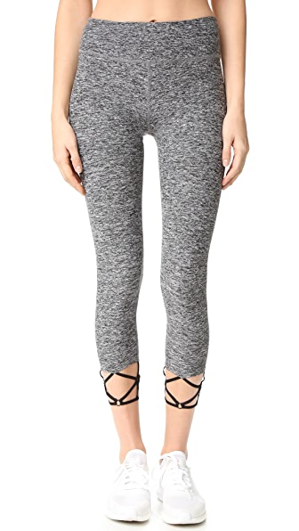 Beyond Yoga Space Dye Webbed 7/8 Leggings