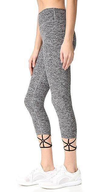 Beyond Yoga Space Dye Webbed 7/8 Leggings