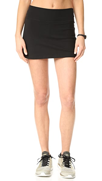 Beyond Yoga Kate Spade New York Side Slit Skirt