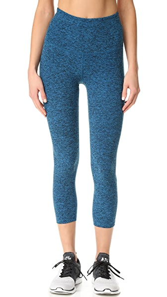 Beyond Yoga Space Dye High Waist Capri Leggings