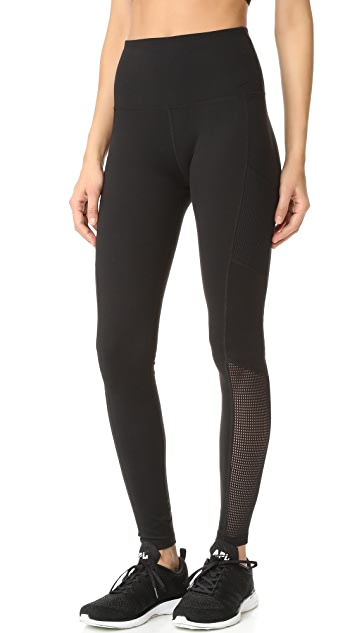 Beyond Yoga Mesh High Waist Leggings