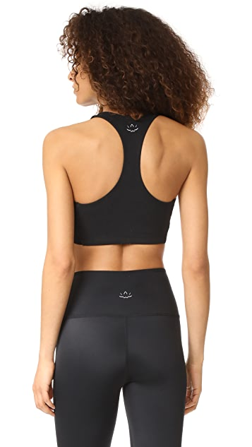 Beyond Yoga Wide Band Stacked Bra