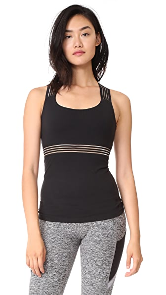 Beyond Yoga Sheer Illusion Tank