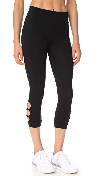 Full Circle Capri Leggings