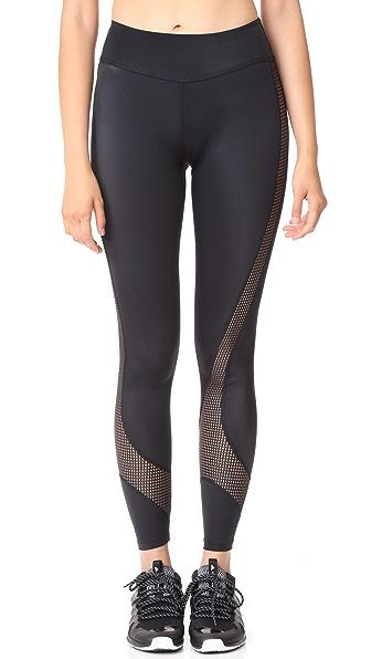 Beyond Yoga Ravine Long Leggings - Black