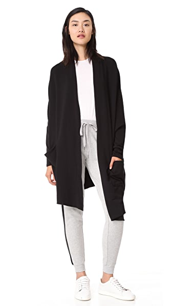 Beyond Yoga Easy Rider Original Cardigan - Black