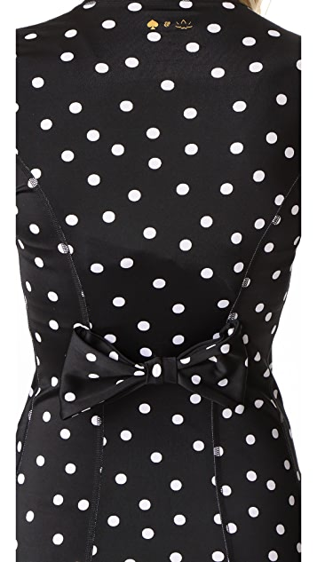 Beyond Yoga Kate Spade New York Madison Bow Jacket