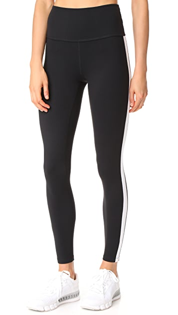 Beyond Yoga xKate Spade New York Madison Tuxedo Leggings