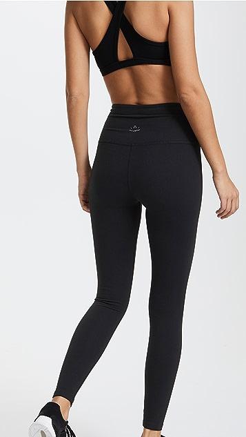 Beyond Yoga Core High Waisted Midi Leggings