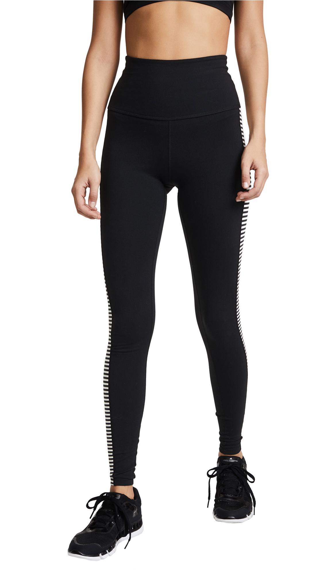 Beyond Yoga x Kate Spade New York Saturday Stripe Leggings - Saturday Stripe
