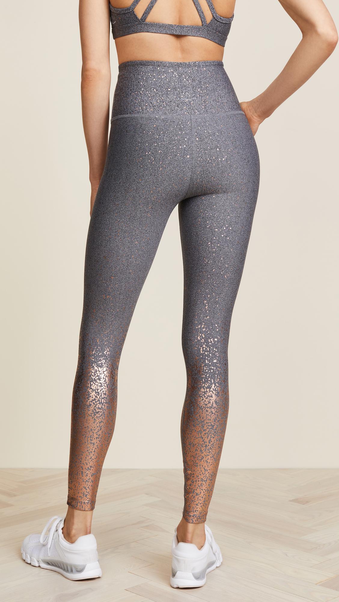 4c8ff05df7a9c Beyond Yoga Alloy Ombre High Waisted Leggings | SHOPBOP