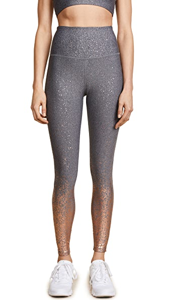 Alloy Ombre High Waisted Leggings