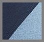 Nocturnal Navy Heather/Lt Blue