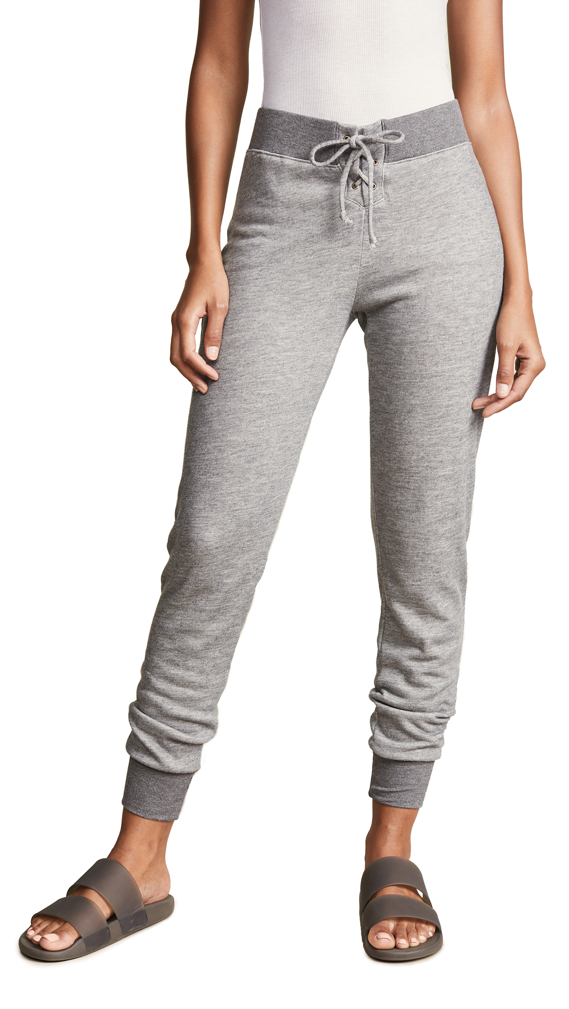 Lasso Tie Long Sweatpants