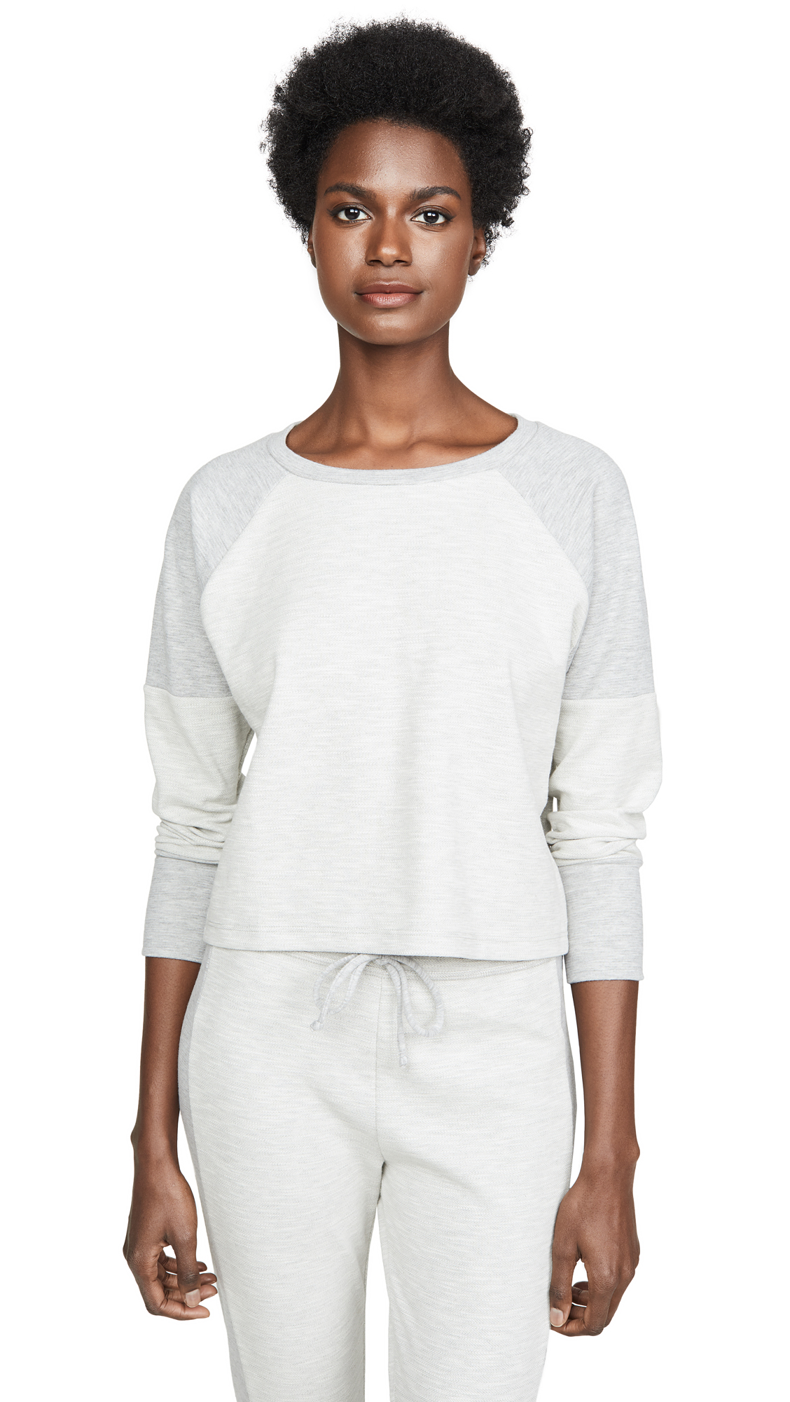 Buy Beyond Yoga online - photo of Beyond Yoga All The Feels Cropped Pullover