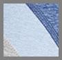 Serene Blue/Hazy Blue