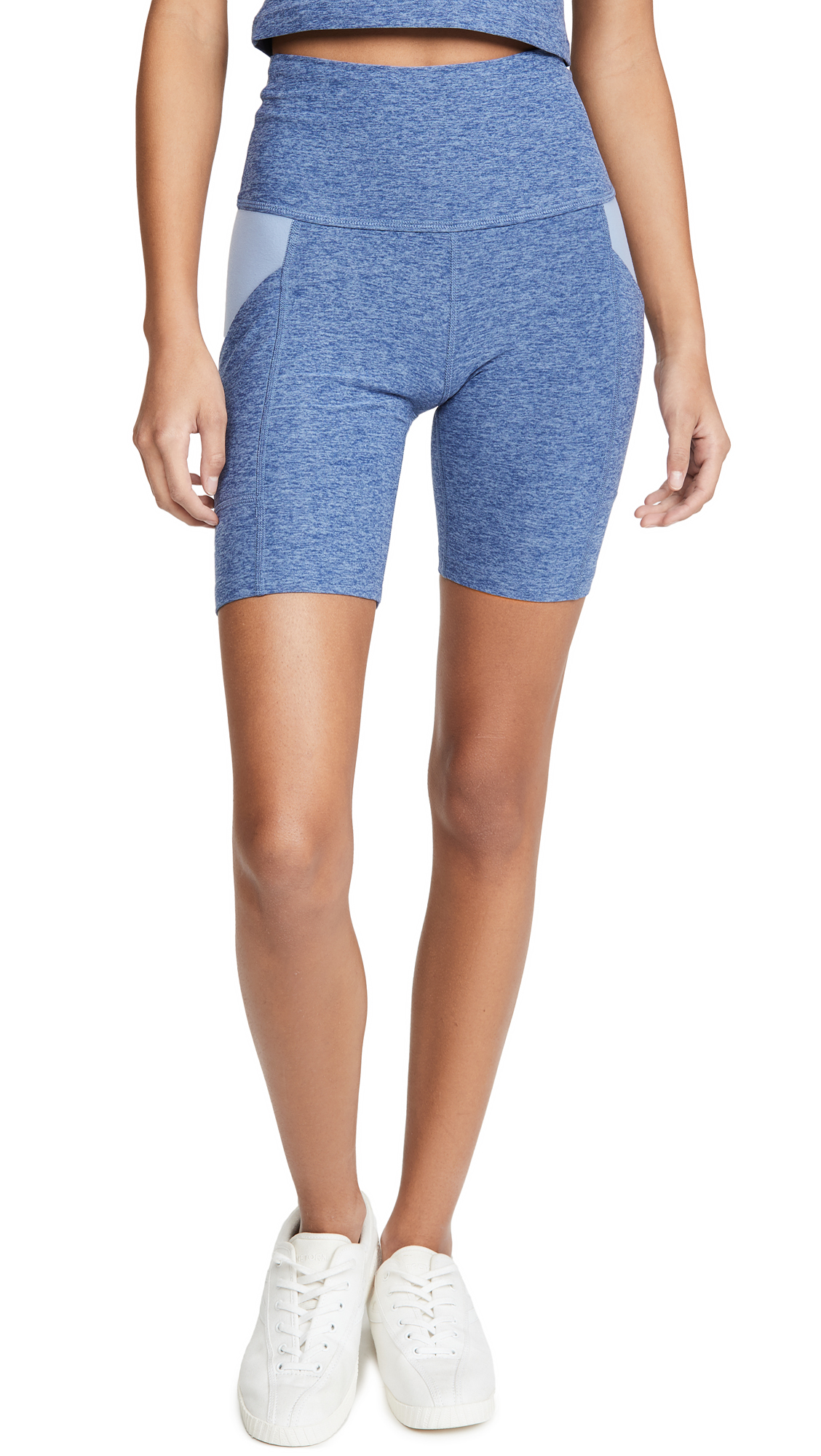 Buy Beyond Yoga online - photo of Beyond Yoga In The Mix Bike Shorts