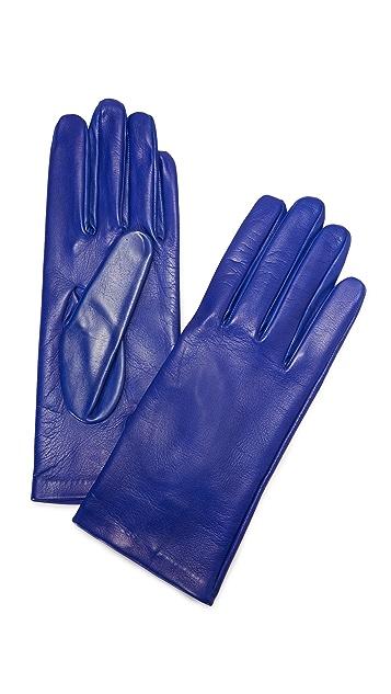 Carolina Amato Full Leather Gloves
