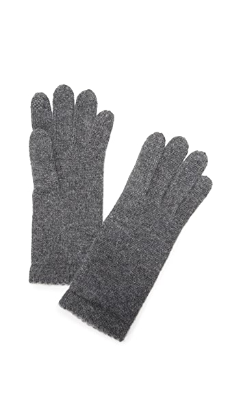 Carolina Amato Texting Gloves at Shopbop