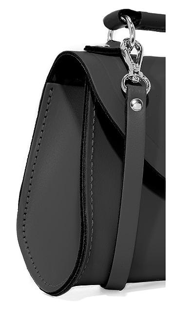Cambridge Satchel Mini Poppy Cross Body Bag