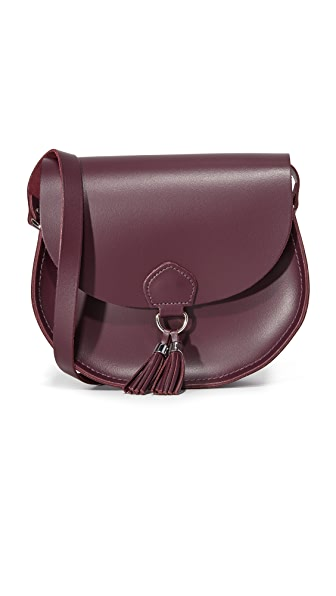 Cambridge Satchel Tassel Saddle Bag